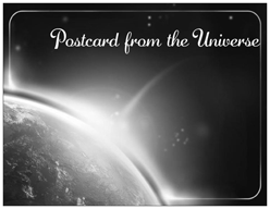 Postcard From the Universe
